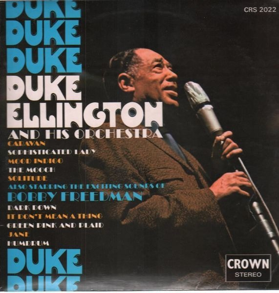 Duke Ellington and his Orchestra Duke Ellington And His Orchestra (BLACK LABEL)