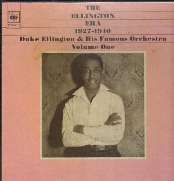 #<Artist:0x007fafb9929b20> - The Ellington Era Volume One: 1927-1940