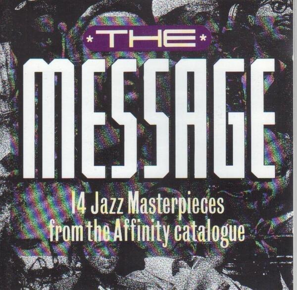 #<Artist:0x00007fd900d71f50> - The Message