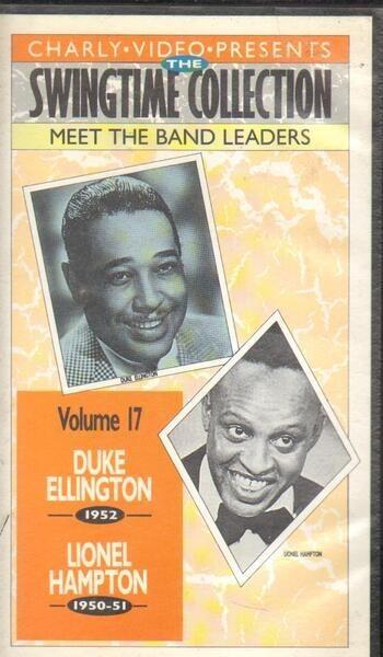 #<Artist:0x00007f4e0d2d4698> - Swingtime Collection - Meet The Band Leaders - Volume 17