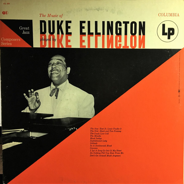 #<Artist:0x0000000008779310> - The Music Of Duke Ellington Played By Duke Ellington