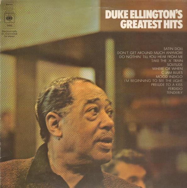 #<Artist:0x00007fd9062508a0> - Duke Ellington's Greatest Hits