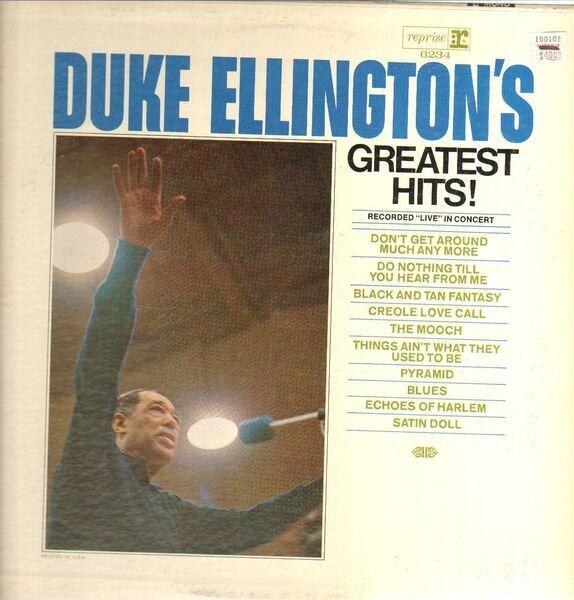 #<Artist:0x007f17627d67b8> - Duke Ellington's Greatest Hits