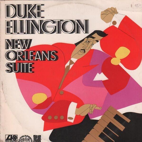 #<Artist:0x007fd60c5bb6e0> - New Orleans Suite