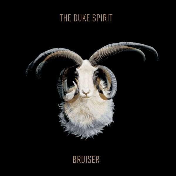 DUKE SPIRIT - Bruiser - CD