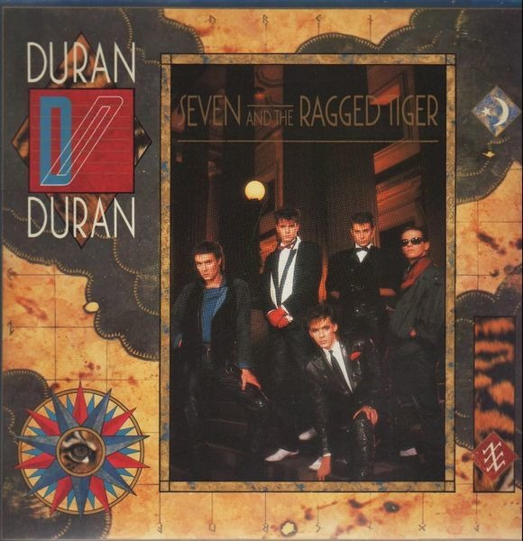 DURAN DURAN - Seven And The Ragged Tiger - LP