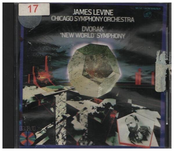 DVO?ÁK - 'New World' Symphony - CD