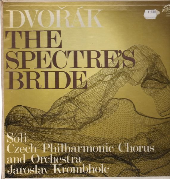 #<Artist:0x007f339c584a18> - The Spectre's Bride, Czech Philh Chorus and Orchestra