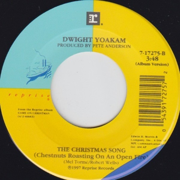 #<Artist:0x00007f7c7a087f70> - Santa Can't Stay / The Christmas Song (Chestnuts Roasting On An Open Fire)