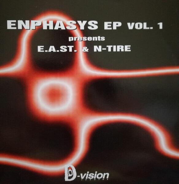 E.A.S.T. & N-TIRE - Emphasys EP Vol. 1 - Maxi x 1