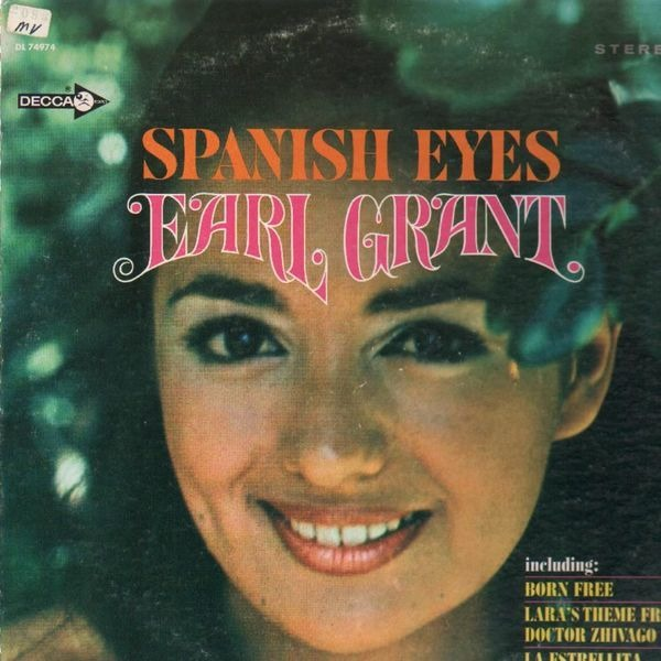 #<Artist:0x007fafb0eda500> - Spanish Eyes