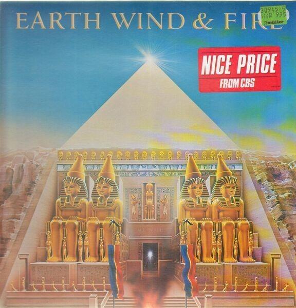 Earth, Wind & Fire All 'N All