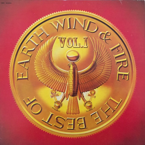 #<Artist:0x00007fce549c8d10> - The Best Of Earth Wind & Fire Vol. I