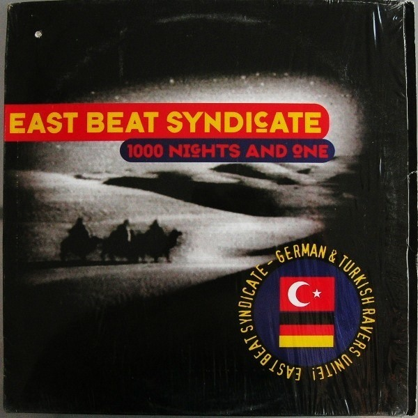 EAST BEAT SYNDICATE - 1000 Nights And One - Maxi x 1