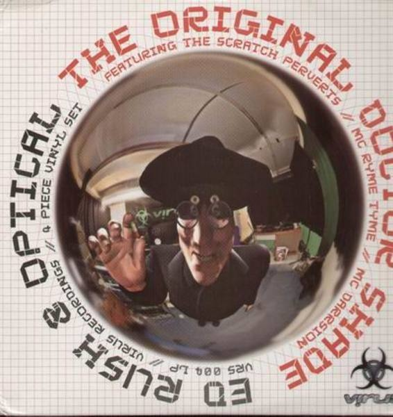 ED Rush & Optical The Original Doctor Shade