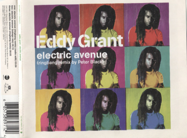 #<Artist:0x00007fd903534cb8> - Electric Avenue