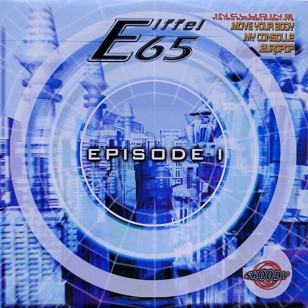 EIFFEL 65 - Episode I - 12 inch x 2
