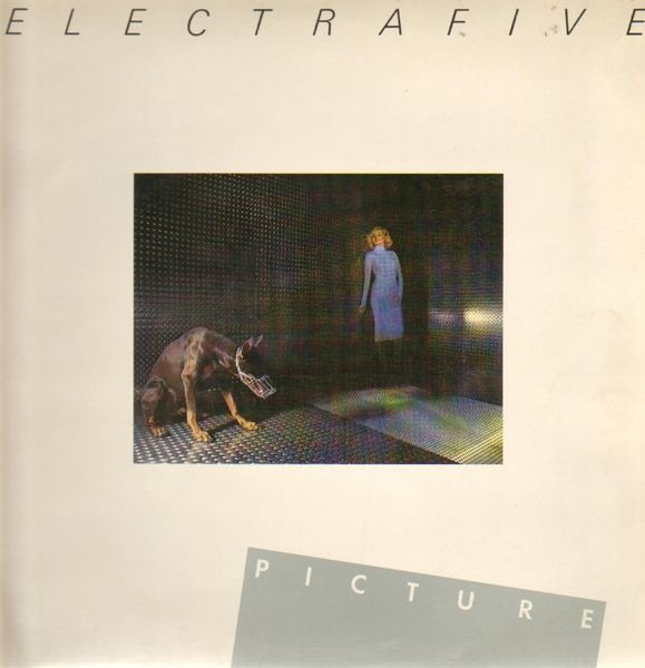 ELECTRAFIVE - Picture (SYNTH ELECTRO POP) - 33T