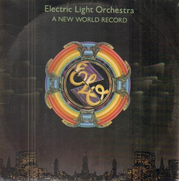 Electric Light Orchestra A New World Record (STILL SEALED)