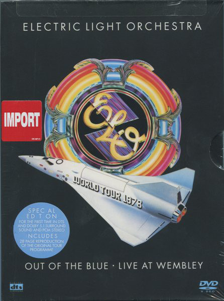 #<Artist:0x00007fd90120d9b0> - Out Of The Blue - Live At Wembley