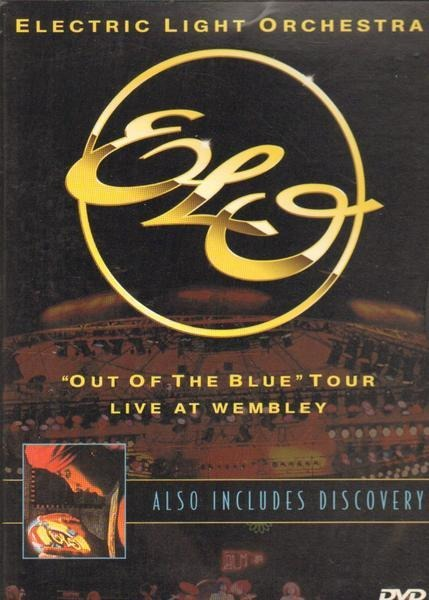 Electric Light Orchestra 'Out Of The Blue' Tour Live At Wembley / Discovery
