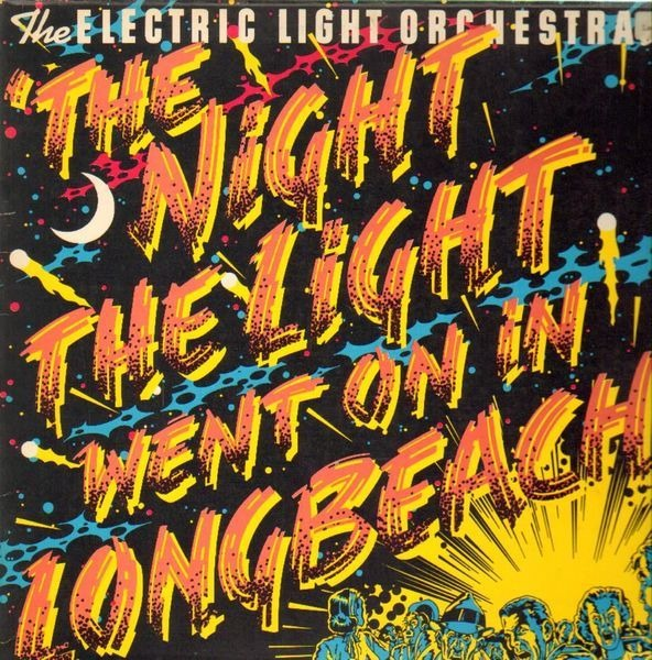 #<Artist:0x00007f651f0429b0> - The Night the Light Went On (In Long Beach)