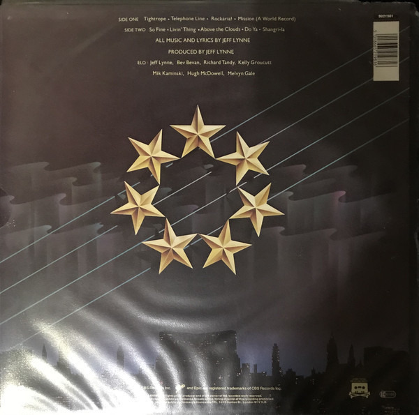 Electric Light Orchestra A new world record