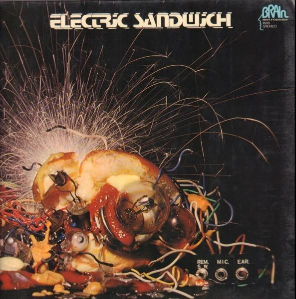 #<Artist:0x00007fcea5cb62d8> - Electric Sandwich