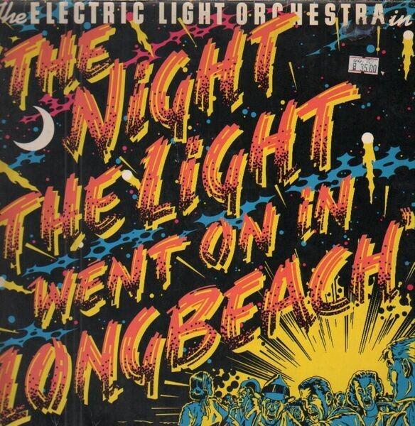 #<Artist:0x000000000838cb80> - The Night the Light Went On (In Long Beach)