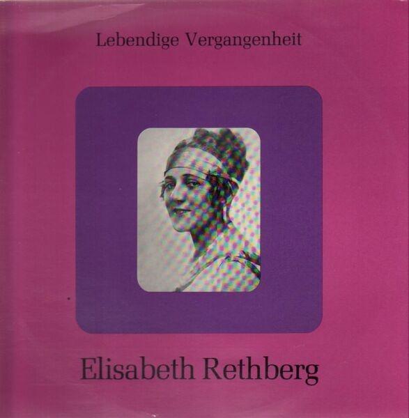 #<Artist:0x007f6935b4af50> - Elisabeth Rethberg