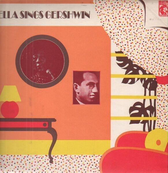 #<Artist:0x00007fd9003bf1b0> - Ella Sings Gershwin