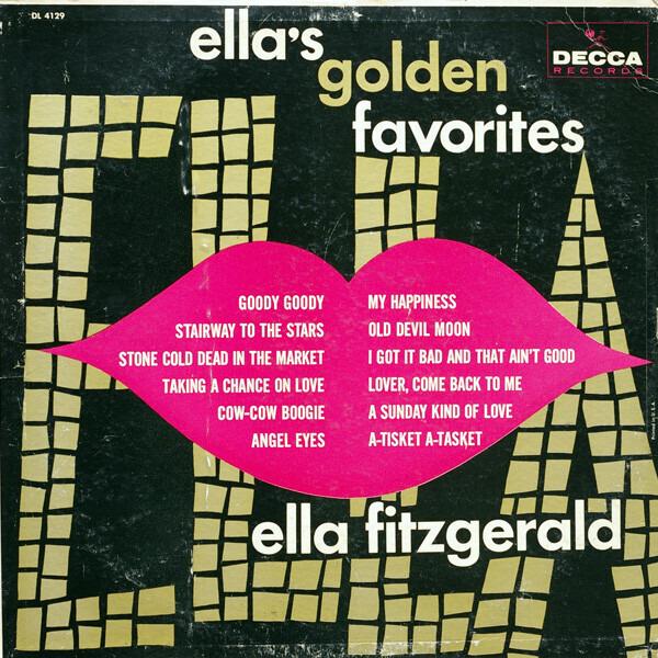 #<Artist:0x00007f4de96b6050> - Ella's Golden Favorites