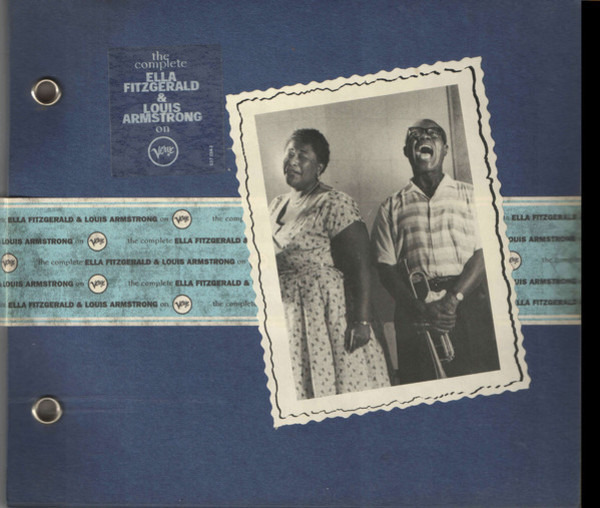 #<Artist:0x00007f4e0f75d848> - The Complete Ella Fitzgerald & Louis Armstrong On Verve