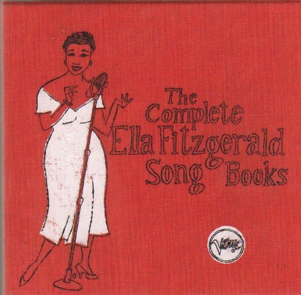 #<Artist:0x00007f4e0d8afa40> - The Complete Ella Fitzgerald Song Books