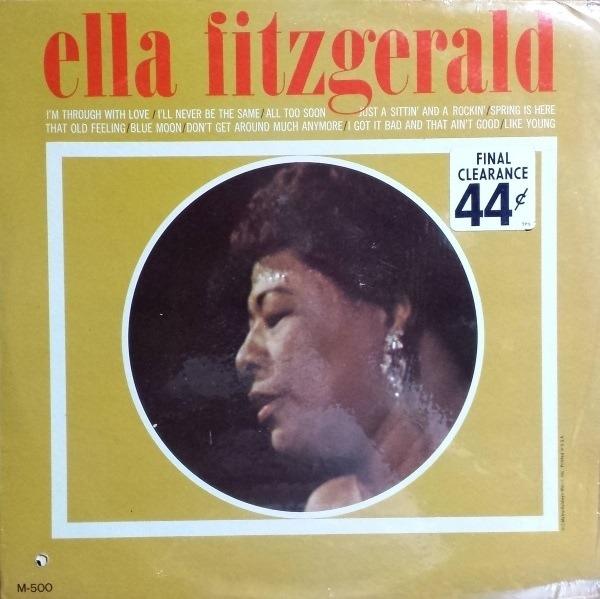 #<Artist:0x007f2781110d28> - Ella Fitzgerald