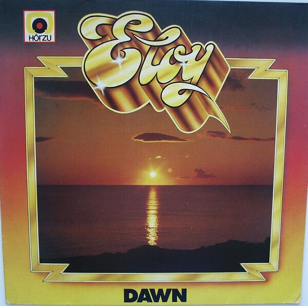 ELOY - Dawn - LP