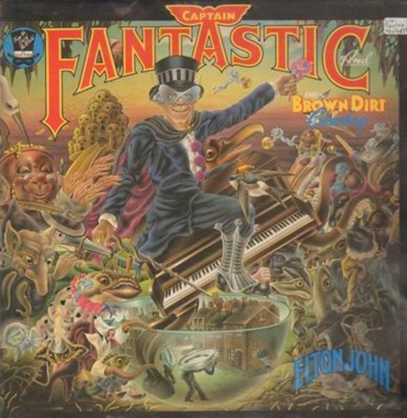 #<Artist:0x007f8f94f89208> - Captain Fantastic and the Brown Dirt Cowboy