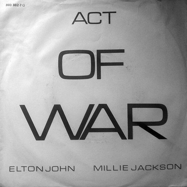 #<Artist:0x007fcf77b06dc0> - Act Of War