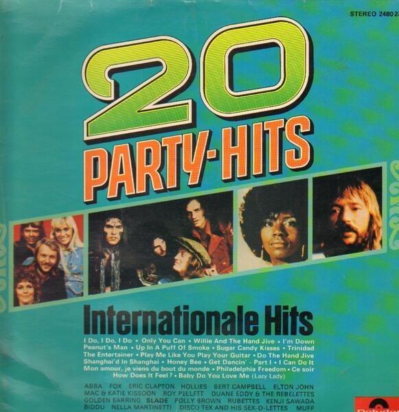 Elton John, ABBA a.o. 20 Party-Hits