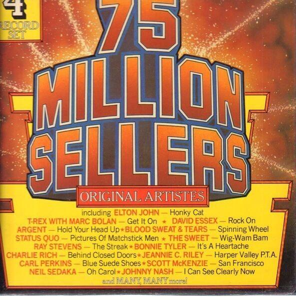 Elton John, David Essex a.o. 75 Million Sellers