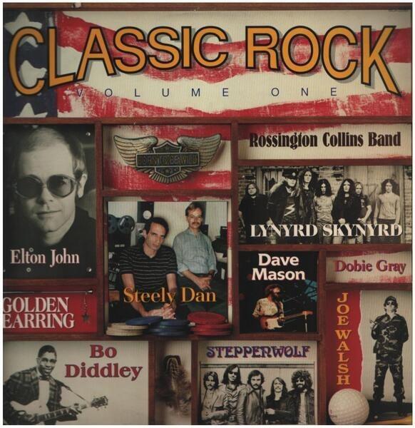 elton john, steppenwolf, bo diddley, ... classic rock volume one