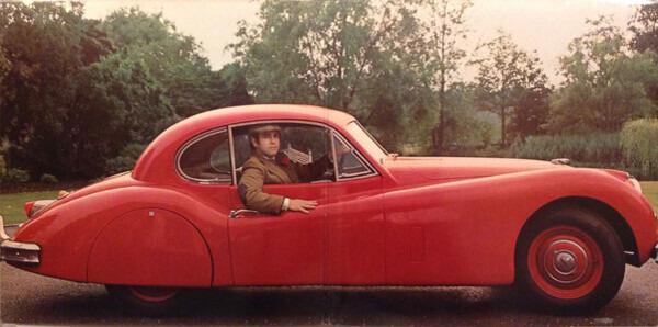 Elton John a single man (monarch pressing, gatefold)