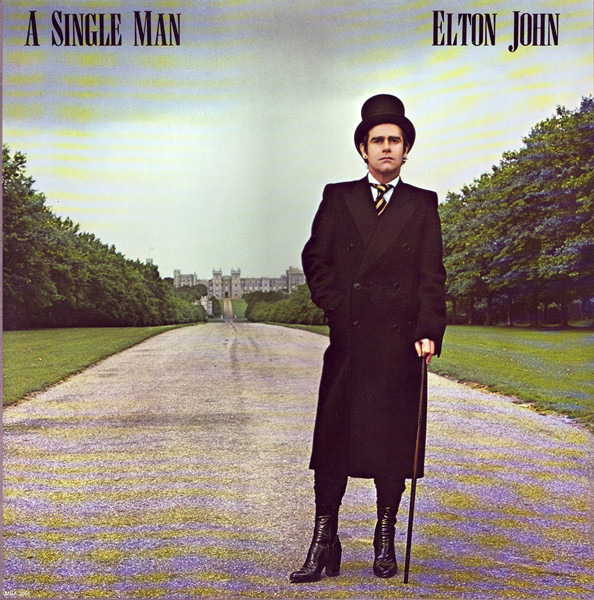 Elton John A Single Man (STILL SEALED)