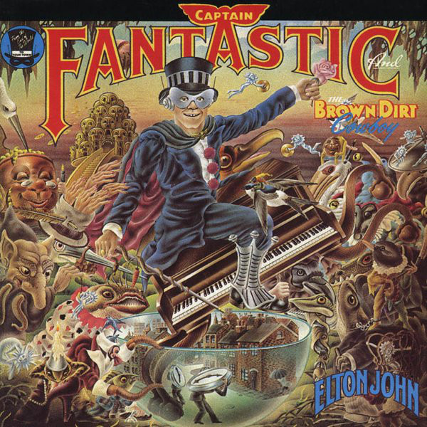 #<Artist:0x007f95446e08f8> - Captain Fantastic and the Brown Dirt Cowboy