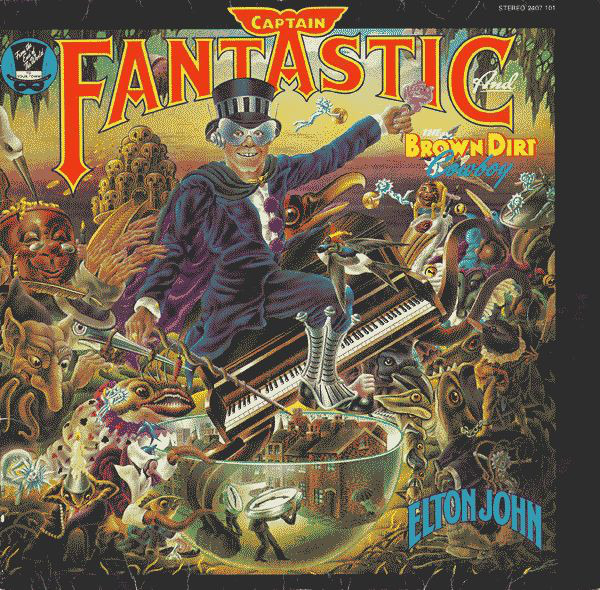#<Artist:0x007f30ee22bd18> - Captain Fantastic and the Brown Dirt Cowboy