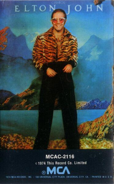 Elton John Caribou (STILL SEALED)