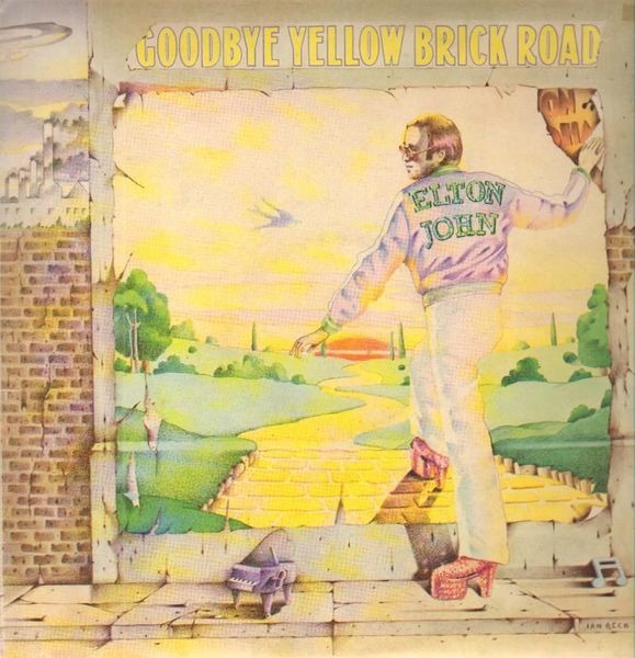 #<Artist:0x007efbdae55498> - Goodbye Yellow Brick Road
