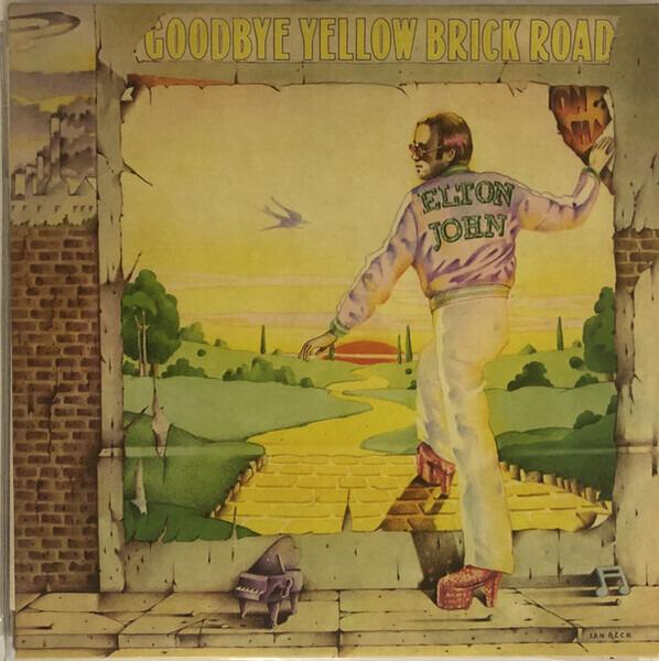 #<Artist:0x007f176bbe46d0> - Goodbye Yellow Brick Road