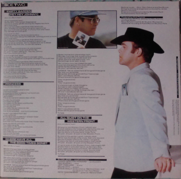 Elton John Jump Up! (GATEFOLD)