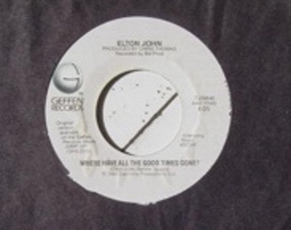 Elton John Ball & Chain